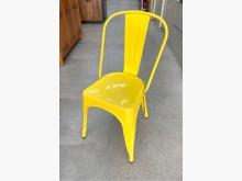工業風餐椅/美式餐椅/鐵腳餐椅餐椅無破損有使用痕跡