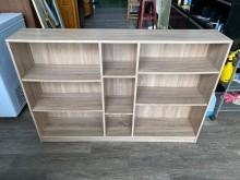 吉田二手傢俱❤多格櫃書櫃櫥櫃收納書櫃/書架無破損有使用痕跡