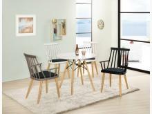 2004536-1洛依餐椅餐椅全新