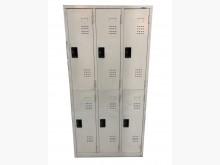 [9成新] 格置物鐵櫃* 電腦桌 書桌辦公櫥櫃無破損有使用痕跡