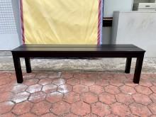 [9成新] 香榭*IKEA烤黑色 5尺座鞋椅其它桌椅無破損有使用痕跡