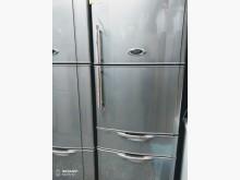 三洋四門560公升電腦省電冰箱冰箱無破損有使用痕跡