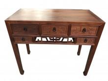 [9成新] 玄關桌* 電腦桌 書桌 辦公桌桌子無破損有使用痕跡