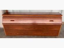 [9成新] 半實木6尺床頭櫃*碗盤櫥櫃 收納床頭櫃無破損有使用痕跡