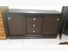 [9成新] 九成新木心板5尺歐式櫥櫃碗盤櫥櫃無破損有使用痕跡