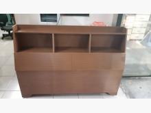 [全新] 展示品出清品 淺胡桃5尺木心板收床頭櫃全新