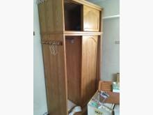 [8成新] 搬家便宜處理一批家具,實木衣櫃衣櫃/衣櫥有輕微破損