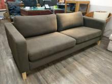 [95成新] 九成新IKEA 三人布沙發雙人沙發近乎全新