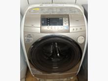 [9成新] 日立蒸氣風熨斗滾筒式洗脫烘衣機洗衣機無破損有使用痕跡
