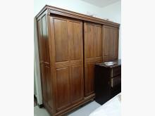 [9成新] 香樟木8尺大衣櫥衣櫃/衣櫥無破損有使用痕跡