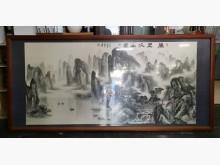 [9成新] 三合二手物流(9尺超大山水畫)字畫無破損有使用痕跡