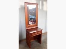 [8成新] ZH31030*樟木化妝鏡台*鏡台/化妝桌有輕微破損