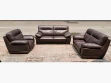 [95成新] 三合二手物流(牛皮獨立筒沙發組)多件沙發組近乎全新