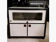 [9成新] 【尚典中古家具】白色帶鎖電視櫃電視櫃無破損有使用痕跡