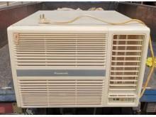 三合二手物流(國際1.5噸冷氣)窗型冷氣有輕微破損