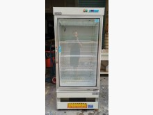 三合二手物流(500公升冷藏櫃)冰箱無破損有使用痕跡