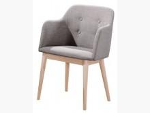 羅比洗白灰布餐椅餐椅全新