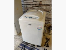 TECO東元12公斤洗衣機洗衣機無破損有使用痕跡