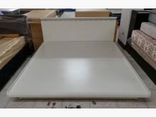 三合二手物流(6*6.2掀床組)雙人床架無破損有使用痕跡