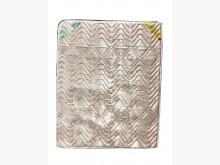 [9成新] 金色五尺床墊 * 二手中古 床墊雙人床墊無破損有使用痕跡