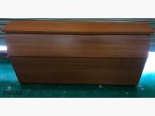 [9成新] 03015109 赤陽色床頭箱床頭櫃無破損有使用痕跡