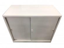 [9成新] 3尺鐵櫃* 辦公鐵櫃 辦公家具特辦公櫥櫃無破損有使用痕跡