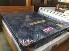 [全新] 大鑫傢俱 全新5*6.2提花硬床雙人床墊全新