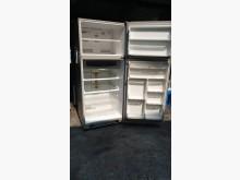 [9成新] 01434-東元雙門電冰箱冰箱無破損有使用痕跡