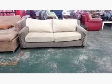 [9成新] 01378X-雙人布沙發雙人沙發無破損有使用痕跡