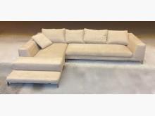 [8成新] A1219AJJA L型布沙發L型沙發有輕微破損
