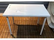 [8成新] E331IJJ 白色書桌書桌/椅有輕微破損