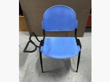 [8成新] 藍色課桌椅書桌/椅有輕微破損