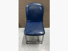 [8成新] 藍色桌椅書桌/椅有輕微破損