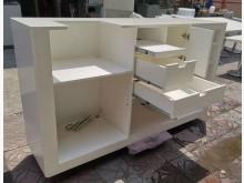 [8成新] 三合二手物流(精美高櫃檯)其它櫥櫃有輕微破損