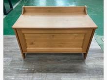 [9成新] 吉田二手傢俱❤IKEA松木收納箱收納櫃無破損有使用痕跡