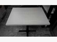 [全新] 再生傢俱~老樹木面餐桌餐桌全新