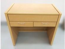 [7成新及以下] 木色書桌書桌/椅有明顯破損