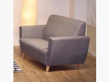 [全新] 新貴派布紋皮二人沙發 桃園區免運雙人沙發全新