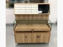 [9成新] 雙面展示櫃其它櫥櫃無破損有使用痕跡