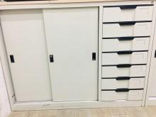 [9成新] 辦公家具特賣--文件櫃辦公櫥櫃無破損有使用痕跡