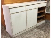 [8成新] 大型木製收納櫃*2其它家具有輕微破損
