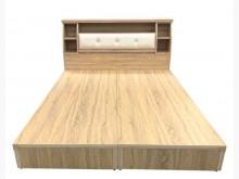 [全新] 全新梧桐5X6雙人床底+床頭櫃雙人床架全新