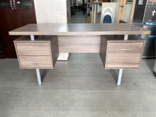 [全新] 全新抽屜書桌/工作桌/電腦桌書桌/椅全新