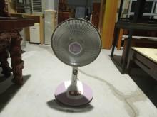[9成新] 伊娜卡14吋碳素電暖器電風扇無破損有使用痕跡