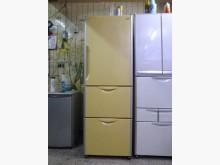 [8成新] 日立三門340公升三個月保證冰箱有輕微破損