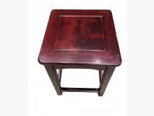 [8成新] 紅木四方椅凳餐椅有輕微破損