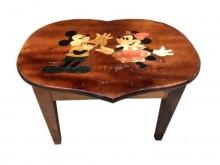 [7成新及以下] 米老鼠桌書桌/椅有明顯破損