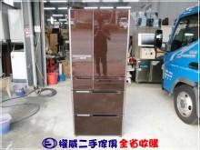 [95成新] 權威二手傢俱/日立變頻6門冰箱冰箱近乎全新