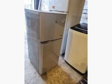 [9成新] 東芝120公升雙門小冰箱冰箱無破損有使用痕跡