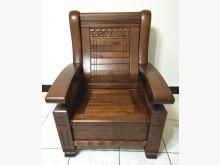 [全新] 吉得寶樟木單人木椅 桃園區免運費木製沙發全新